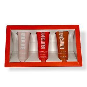 BeautyCounter Hand Cream Lotion Gift Set Trio
